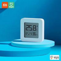 Xiaomi BT Thermometer 2 Wireless Smart Electric Digital Hygrometer Feuchtigkeitssensor Arbeit mit Mijia APP