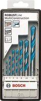 Bosch Robu. CYL-9 MultiConst.Set 7tlg. 4-12mm