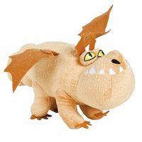 Plüsch Figuren zur Auswahl | DreamWorks Dragons | 20 cm Kuscheltier | Softwool, Plüsch:Fleischklops