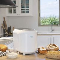 Cecotec Bread&Co 1000 Delicious 1 kg Brotbackautomat mit 19 automatischen Programmen, 15 Stunden programmierbar und Spülmaschine