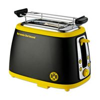 BVB Borussia Dortmund Soundtoaster, 27,5x18x19 cm