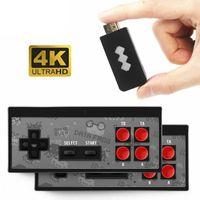 Classic Edition Konsole Mini Retro Spielekonsole Spielekonsole Klassisches Familienspiel Konsolen 568 Spiele für Erwachsene