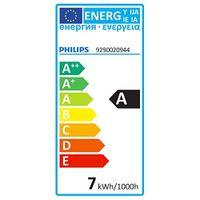 Philips LED Crystal Giant Smoky ersetzt 35W, E27, warmweiß, 2000 Kelvin, 400 Lumen, Dekolampe, nicht dimmbar [Energieklasse A]