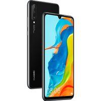 Huawei Smartphone P30 lite New Edition, Dual-SIM, 6GB RAM, 256GB Speicher, Farbe: Midnight Black