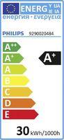 Philips LED ersetzt 200W, E27 Birne A110, warmweiß, 2700 Kelvin, 3450 Lumen, matt, nicht dimmbar [Energieklasse A+]