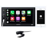 Sony XAV-AX1005DB Apple CarPlay USB MP3 Bluetooth Digitalradio MP3 Moniceiver