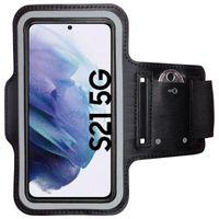 Samsung Galaxy S21 5G Sport Armband Handy Tasche Fitness Jogging Lauf Hülle
