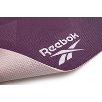 Reebok Yoga Fittness Matte 4mm purple ,RAYG-11030PL