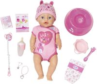 Zapf 826065 - BABY born - Puppe, Soft Touch, 43 cm, Girl