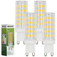 4X G9 10W=80W LED Glühbirne Lampe Energiesparlampe 800LM Warmweiß