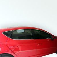 KS1312 - Fensterleiste, Zierleiste Geeignet für Seat Leon (5F) ab 2013->