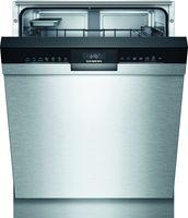 Siemens iQ300 SN43HS60AE - Halb integriert - Gesamtgröße (60 cm) - Edelstahl - Schwarz - Berührung - Siemens