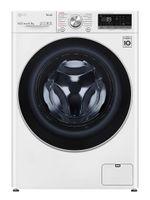 LG V7WD906A Waschtrockner - Weiß