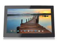 XORO MegaPAD 1564 V4, 15,6 Zoll, LCD FHD kapazitives Multitouch IPS Display, Android 7.0, Quad Core Prozessor mit 1.8GHz schwarz, Farbe:Schwarz