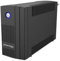 Bluewalker Basic VI 650 SB - Line-Interaktiv - 650 VA - 360 W - 162 V - 290 V - 50/60 Hz