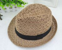 Sommerhut Sonnenschutz Strandkappe Blumenhut Leinen Schlapphut Damenhut 2#