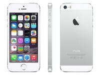 Apple iPhone 5S 16GB Silver SilberAkzeptabel