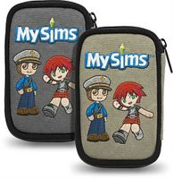 Bigben Interactive My Sims Case EAMS801, Nintendo DS Lite, 120 g, 215 x 126 x 30 mm, 30 mm, 126 mm, 216 mm