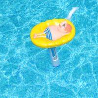 Schwimmbadthermometer ¡æ / šH Genaue Temperaturwerte Cartoon Schwimmbadwasserthermometer mit Schnur
