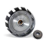 Set Kupplungszahnrad + Antriebsritzel 65 / 20 Zähne Motor M500 für S51, S53, SR50, KR51/2
