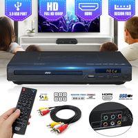1080P HD DVD Player Automatisch CD Spieler USB HDMI MP3 Video Fernbedienung Kit
