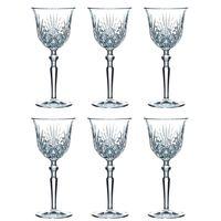 Nachtmann 0092952-0 Palais Weißweinkelch 213 ml, Kristallglas, klar (6 Stück)