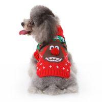 Kleidung f/ür kleine und gro/ße Hunde Hundekleidung Runostrich Laufender Weihnachtsmannkost/üm f/ür Hunde Party Verkleidung