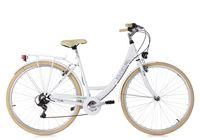 Damenfahrrad Cityrad 6-Gänge Toskana 28 Zoll (weiß)