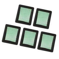 5 Stück Luftfilter Fit für Honda Gcv135 GC160 GCV160 Gcv190 Motor 17211-zl8-023