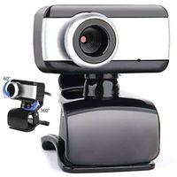 HD Webcam Comuter Kamera Web Cam Mit Mikrofon für Videoanrufe PC Laptop