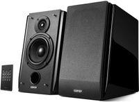Edifier R1850DB - 2.0 Kanäle - 70 W - PC/Notebook - Schwarz - Drehregler - 60 - 20000 Hz