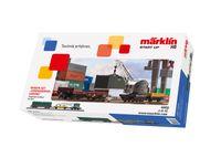 Märklin H0 Wagenset Containerverladung