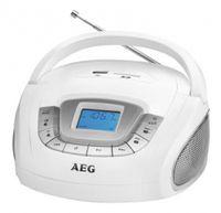 AEG SR 4373 Radio-Recorder, MP3-Wiedergabe, USB