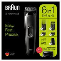 Braun MultiGroomingKit MGK3225
