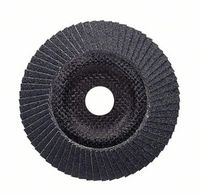 BOSCH Fächerschleifscheibe ExpertForMetal Durchmesser115mm Körnung60 2608606753