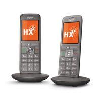 Gigaset CL660 HX Duo anthrazit