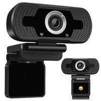 1080P Full HD Webcam Computer PC Laptop Kamera mit Mikrofon für Videokonferenz Videoanruf Videoaufnahme
