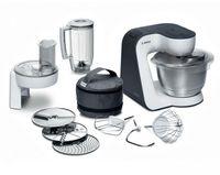 Bosch MUM52120 Styline Küchenmaschine Weiß/Anthrazit
