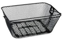 Fischer Gepäckträger-Korb, schwarz