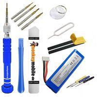 Ersatz Akku Batterie für JBL Charge 3 Box Lautsprecher GSP1029102A 6200mAh Accu + Mega Werkzeug Set