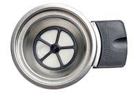 Coffeeduck für Senseo Latte HD7850 HD7860 für 1 oder 2 Tassen auch ohne Pads