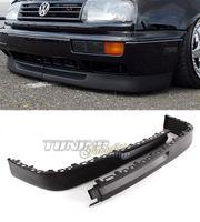 Für Golf 3 III GTI VR6 Frontspoiler Lippe Spoiler Extra BREITE TIEFE Ausführung