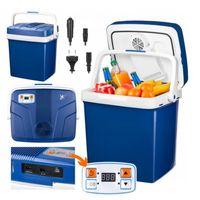 Lafe Super Kühlbox Touristenkühlschrank ICE30  Kühlschrank ist ein 2-in-1-Gerät 26 Liter 220-240V 12V