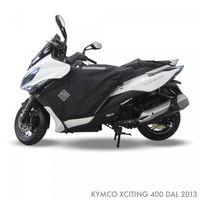 Tucano Urbano Beinschutz Termoscud® für KYMCO Xciting / R 300 / 400 / 500 Bj. > 2013