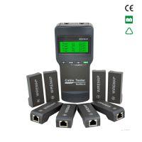 NOYAFA NF8108-M Digitales Netzwerk LAN Kabel Tester Messgerät RJ45 5E, 6E Koaxialkabel Tracker Tool