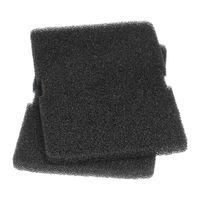 2x Arcelik Beko Filter Trockner Wärmepumpentrockner Filter 245x155 mm 2964840100 Blomberg TKF7451