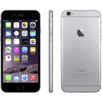Apple iPhone 6 Smartphone 16GB / 32GB (11,9 cm) Space Grau / Gold / Silber, Speicher:16 GB, Zustand:Gut, Apple Farbe:Spacegrau