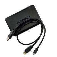 Platinum CP externes USB 2.0 Gehäuse für 2,5 Zoll SATA Festplatten