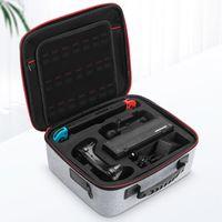 Tasche für Nintendo Switch lite ,für Nintendo Switch Travel Case Transporttasche,Tragbare Reisetasche Schutzhülle für Nintendo - grau