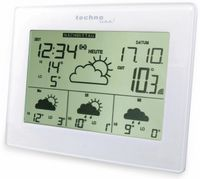 Technoline WD 4012 Digitale Wetterstation Weiß